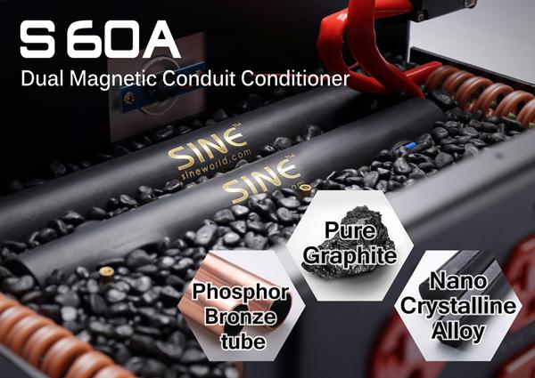 Sine S60A Power Conditioner Magnet10