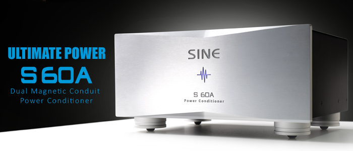 Sine S60A Power Conditioner S60a10