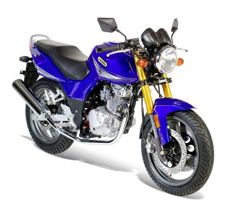 Primeira 125cc I-moto10
