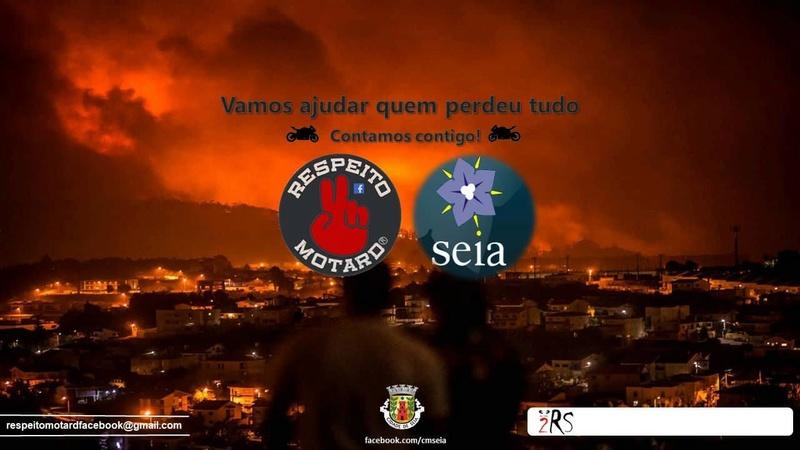 Evento Solidário Respeito Motard - Vítimas Dos Incêndios Outubro Respei10
