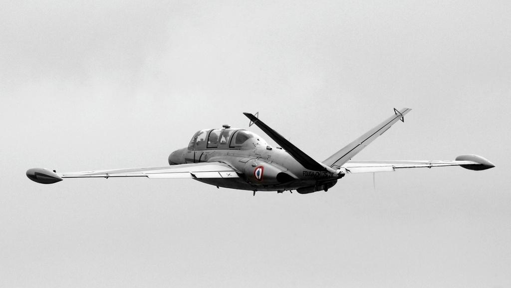 [Aéronavale divers] Historique des Etendard IVM et Fouga Zéphyr - Page 2 Img_7714