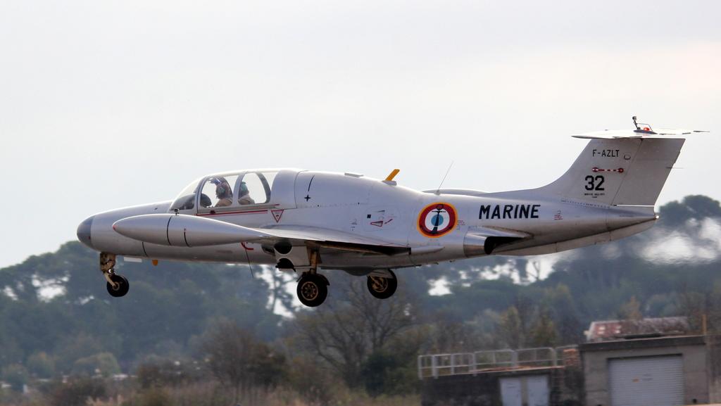 [ Aéronavale divers ] Morane-Saulnier MS.760 Paris Img_7719