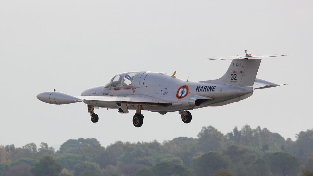 [ Aéronavale divers ] Morane-Saulnier MS.760 Paris Img_7721