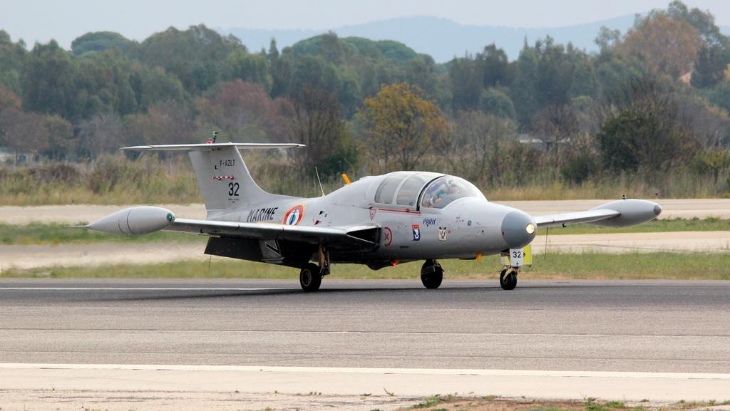 [ Aéronavale divers ] Morane-Saulnier MS.760 Paris Img_7722
