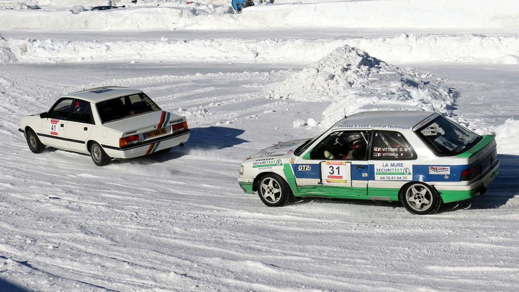 Sprint hivernal , Serre-Chevalier fév. 2018 Img_9818