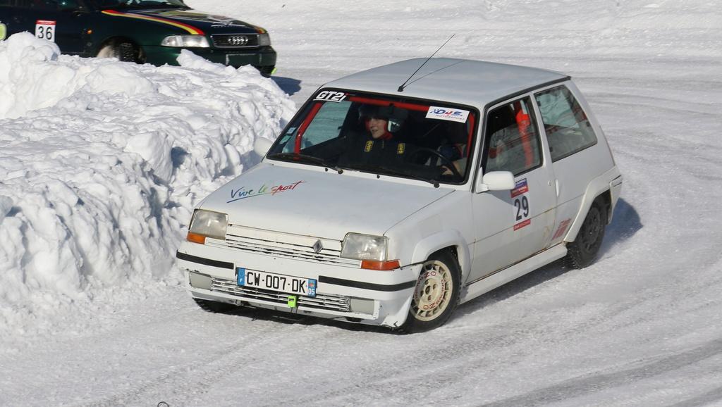 Sprint hivernal , Serre-Chevalier fév. 2018 Img_9821