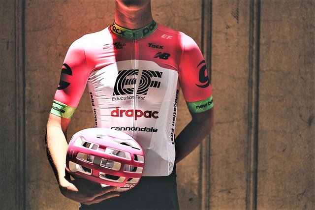 TEAM EF EDUCATION FIRST - DRAPAC P/B CANNONDALE Ef110