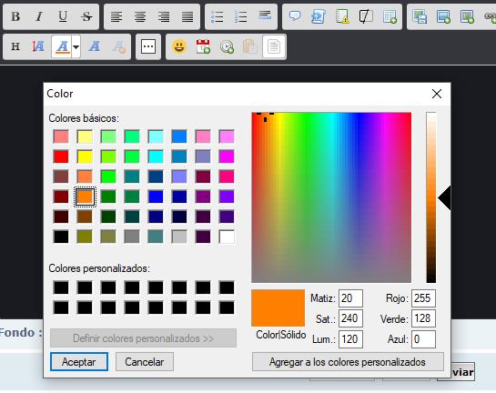 SCEditor HTML5 Color Picker Color_12