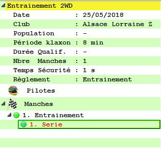 Nouvel entrainement 0612