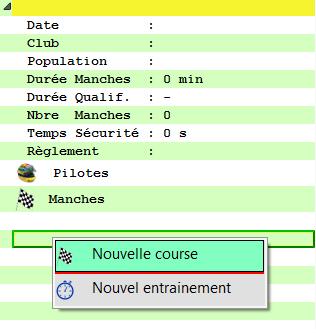 Nouvelle course 110