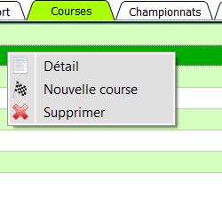 Nouvelle course 310