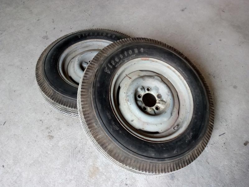 """4 roues 16"""" avec pneus firestone deluxe 6x16 Img_2010"""