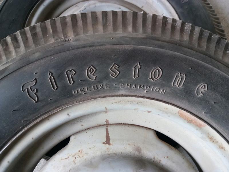 """4 roues 16"""" avec pneus firestone deluxe 6x16 Img_2012"""