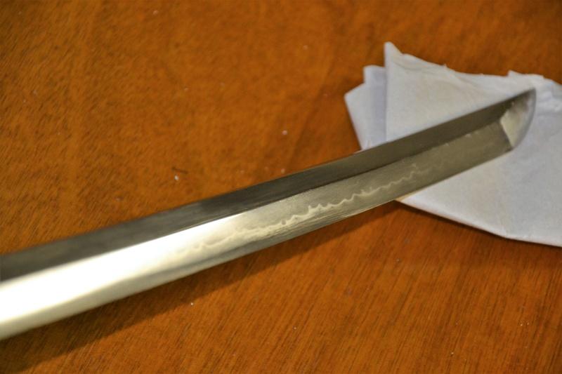 gunto signé toshimasa. Dsc_0816