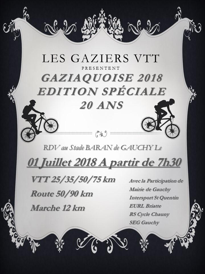 Gaziaquoise 2018 - 01 Juillet 2018 - 20ème édition Les_ga10