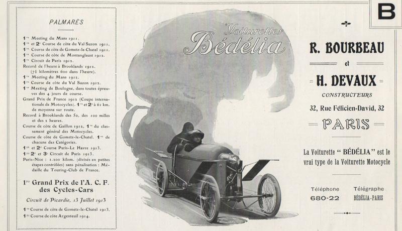 Bedelia Cyclecar - Page 3 Bedeli10