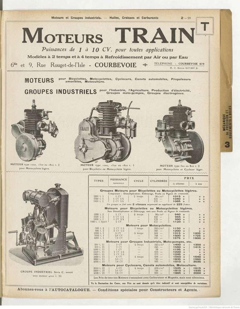 Moteur de cyclecar et voiturette - Page 8 Train-10