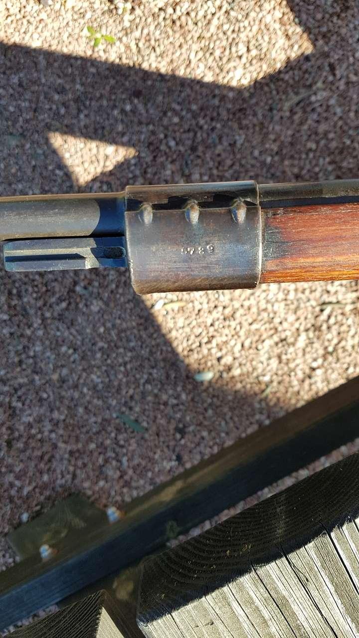 K98 DOU44 Mauser14