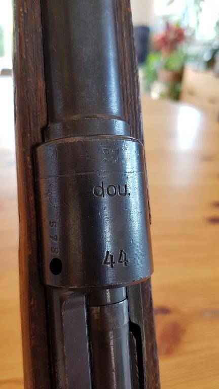 K98 DOU44 Mauser18