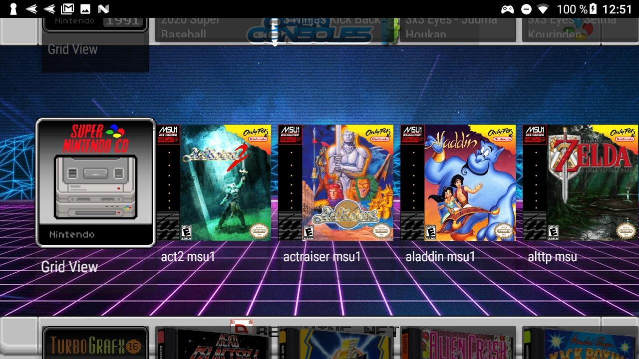 [ArcBrowser] GPD+ Arcade Haven   ( Normal et + ) Screen27