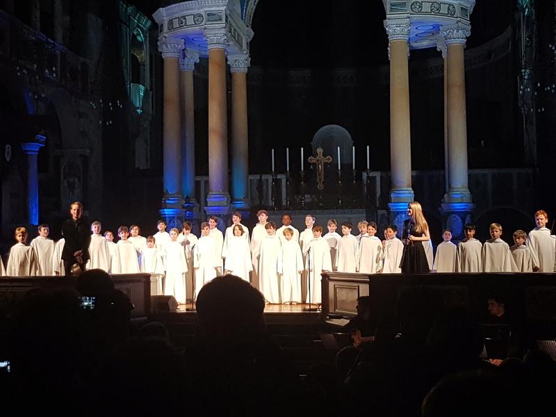 Concert à la cathédrale de Westminster (initialement St George's) le 1er décembre 2017 - Page 3 20171242