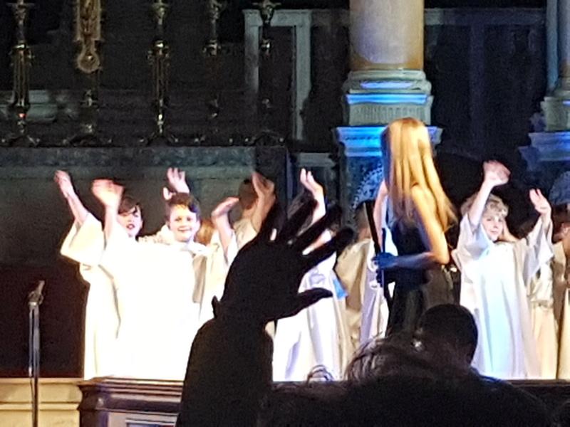 Concert à la cathédrale de Westminster (initialement St George's) le 1er décembre 2017 - Page 3 20171246