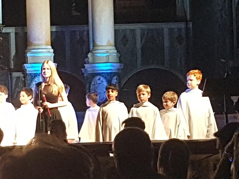 Concert à la cathédrale de Westminster (initialement St George's) le 1er décembre 2017 - Page 3 20171247