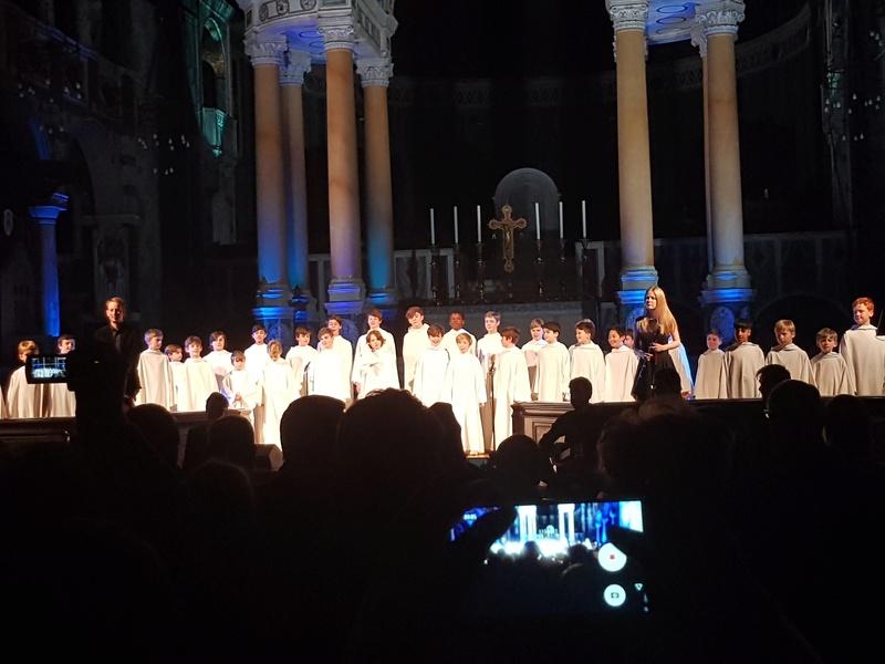 Concert à la cathédrale de Westminster (initialement St George's) le 1er décembre 2017 - Page 3 20171248