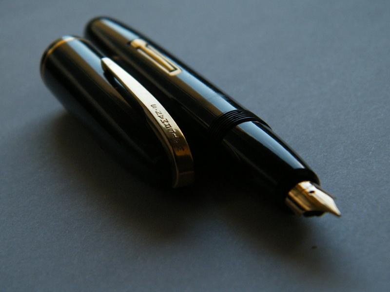Stylos et autres instruments d'écriture. Dscf2311