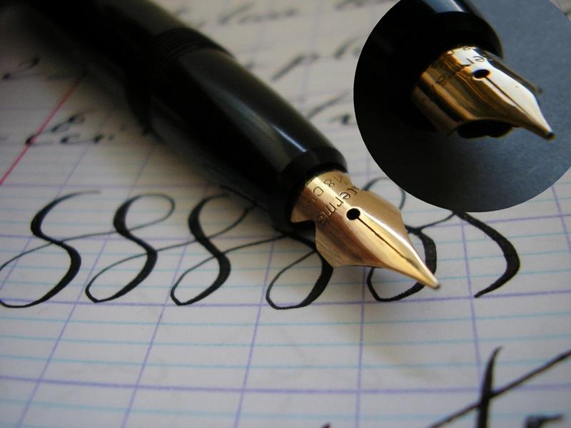 Stylos et autres instruments d'écriture. P7264710