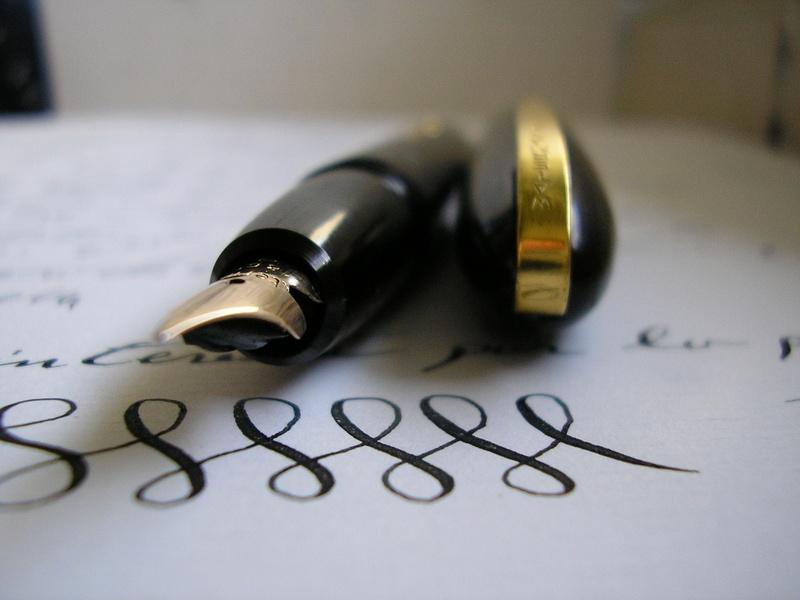 Stylos et autres instruments d'écriture. P7264810