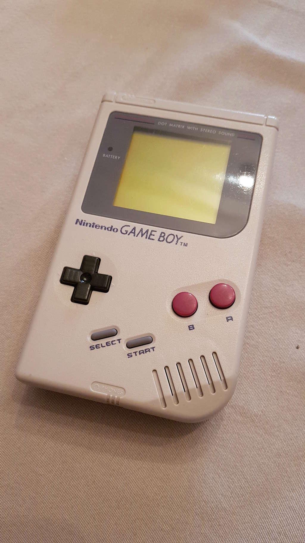 [ESTIM] Game Boy et jeux 20180523