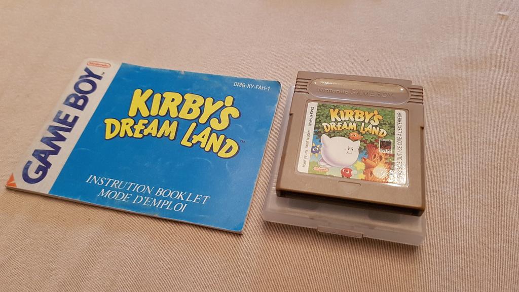 [ESTIM] Game Boy et jeux 20180525