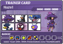 Pokemon Team Traine10