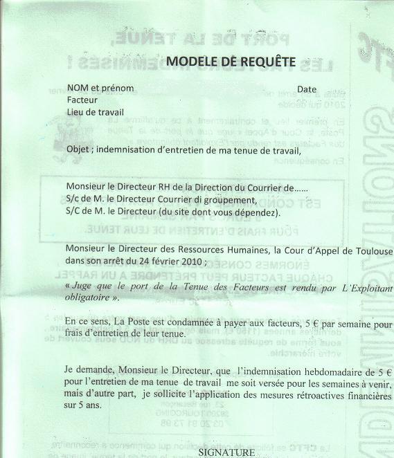 Indemnité pour l'entretien tenue (5€ x 5 ans) Lastsc11