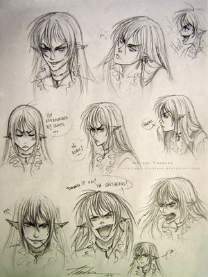 [Tutorial] Expressions du visage Rin_ex11