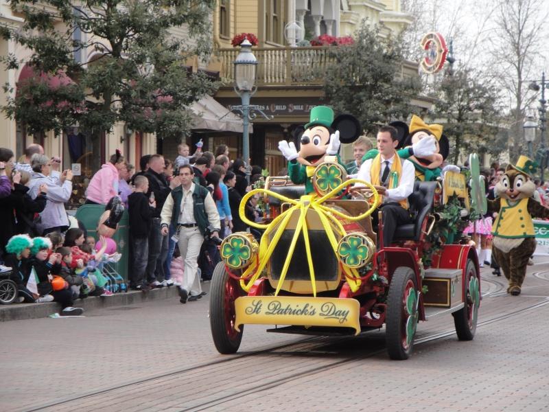 Saint Patrick's Day à Disneyland® Paris (17 mars 2016 et 2017) - Page 9 Dsc01612