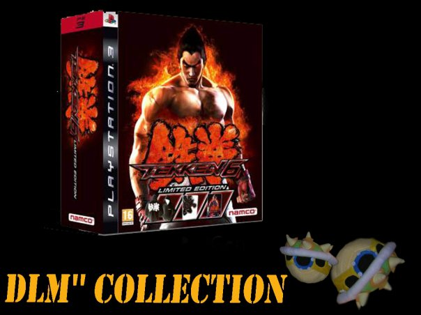 Collection de Dlm`` Tekken10