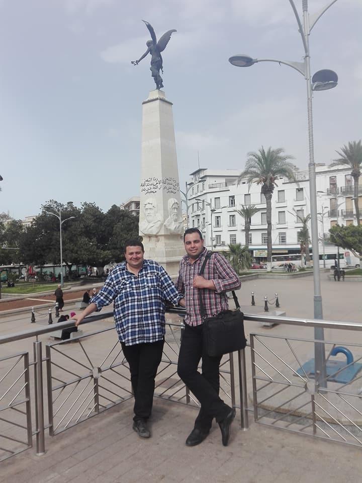 Khelifi et Hafit à Oran 07 mai 2018 10219