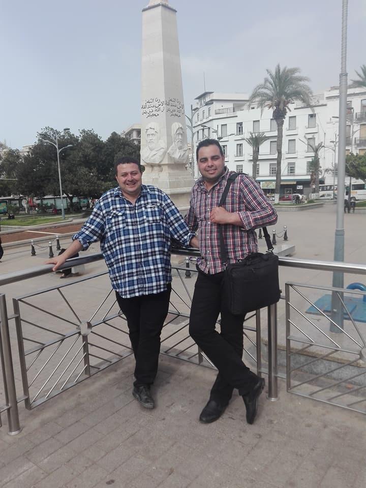 Khelifi et Hafit à Oran 07 mai 2018 10220