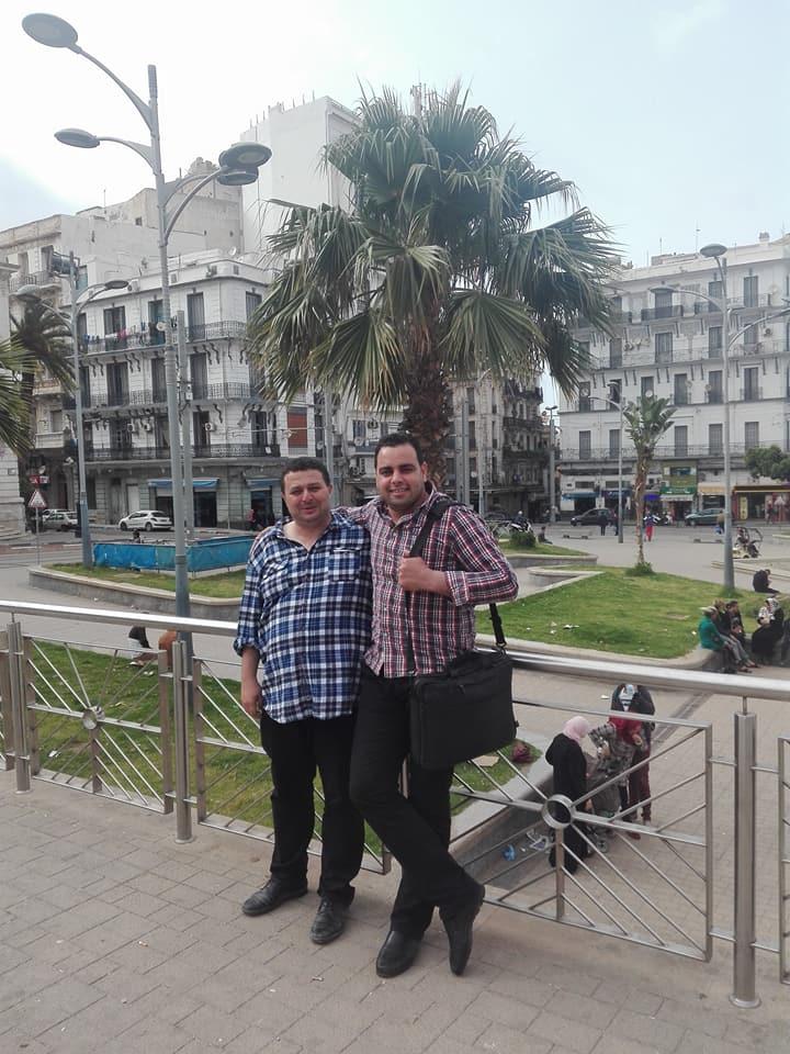 Khelifi et Hafit à Oran 07 mai 2018 10221