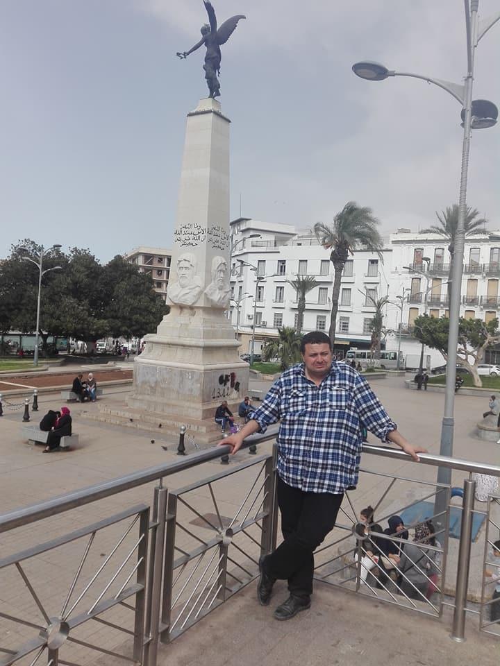 Khelifi et Hafit à Oran 07 mai 2018 10228