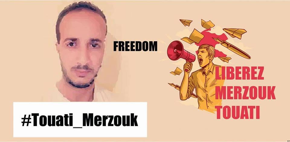 Rassemblement citoyen à aokas samedi 02 juin 2018 pour la libération de Merzouk Touati 10387