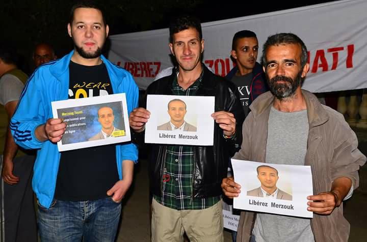 Rassemblement citoyen à aokas samedi 02 juin 2018 pour la libération de Merzouk Touati 10406
