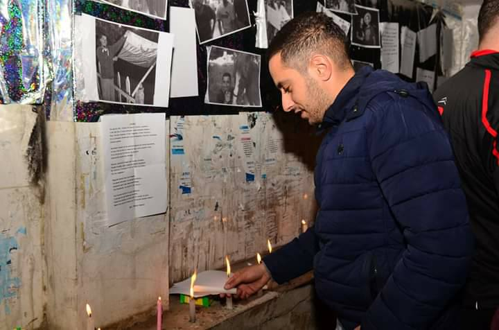 Aokas rend hommage à Lounis Louacini le jeudi 29 novembre 2018 10473