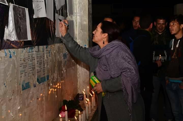 Aokas rend hommage à Lounis Louacini le jeudi 29 novembre 2018 10483
