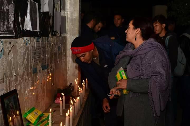 Aokas rend hommage à Lounis Louacini le jeudi 29 novembre 2018 10484