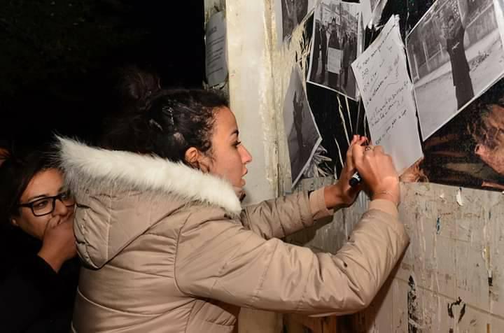 Aokas rend hommage à Lounis Louacini le jeudi 29 novembre 2018 10485