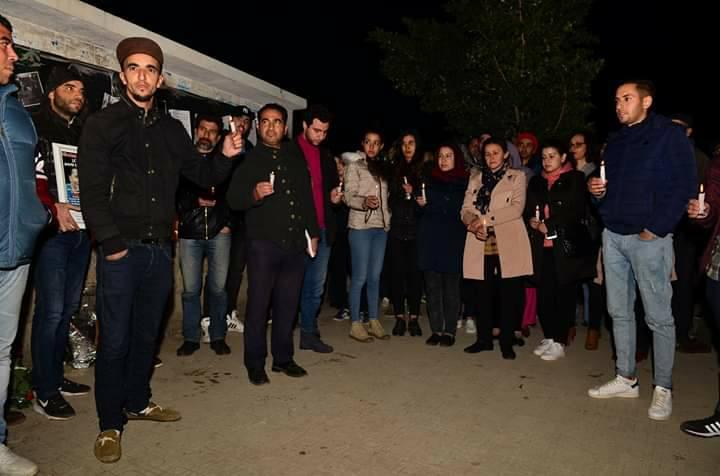 Aokas rend hommage à Lounis Louacini le jeudi 29 novembre 2018 - Page 2 10489