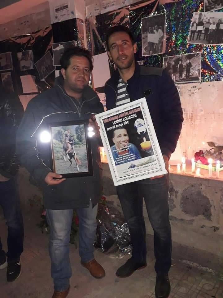 Aokas rend hommage à Lounis Louacini le jeudi 29 novembre 2018 - Page 2 10493